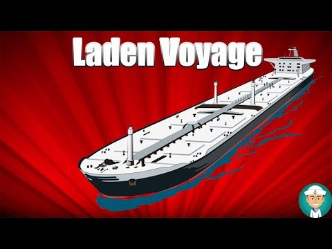 Laden Voyage for Oil Tanker Carriers
