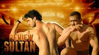 Sultan official movie review | salman khan | anushka sharma | amit sadh | randeep hooda