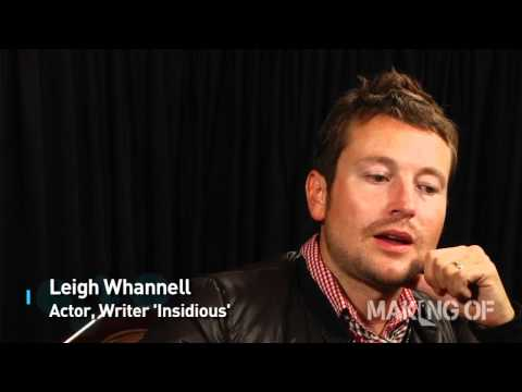 Screenwriter Leigh Whannell talks 'Insidious'