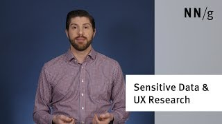 User Testing with Sensitive Data