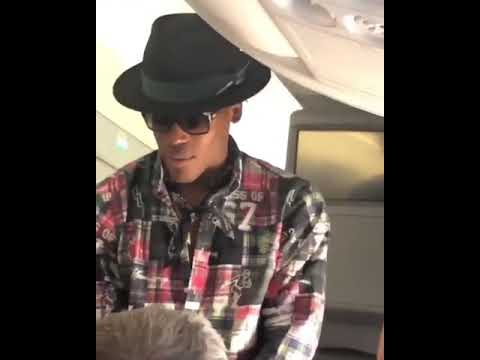 Bill Cunningham - VIDEO: Cam Newton Tries To Buy A Better Seat On A Flight, Gets Shot Down