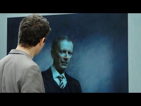 Sir Andrew Wiles by Rupert Alexander