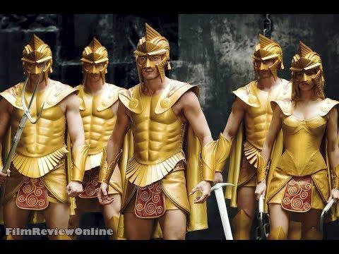 Война богов: Бессмертные (2011) HD смотреть онлайн в хорошем качестве
