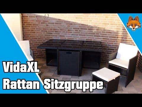 Rattan Gartenmöbel Die Besondere Rattan Sitzgruppe Von Vidaxl