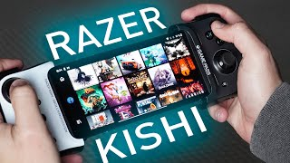 xCloud + Razer Kishi: el COMBO perfecto