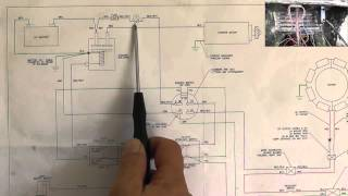 Riding Mower, Starting System Wiring Diagram - Part 1 - YouTubeYouTube