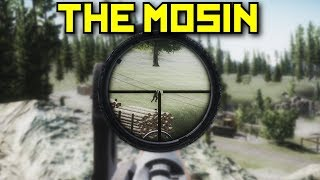 A Day With The Mosin - Escape From Tarkov