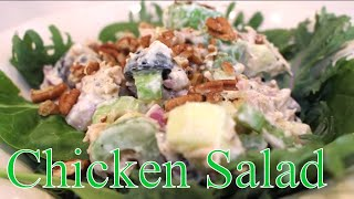 Healthy Fall Chicken Salad From The Pantry With Linda's Pantry
