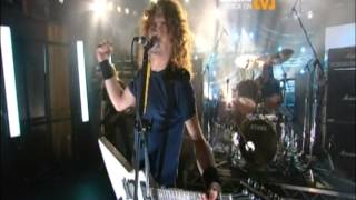 Airbourne - Live At The Playroom (2007) (Rare TV Pro-Shot Concert)