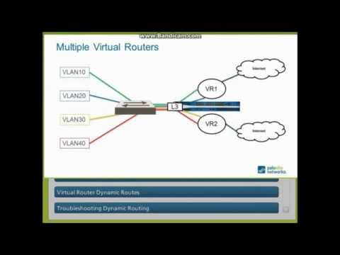 Palo Alto Networks | Firewall Installation, Configuration, and Management: Essential (101) PART-02