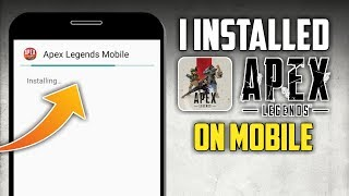 Gambar cover APEX Legends Mobile Download on Android | what Happens ?