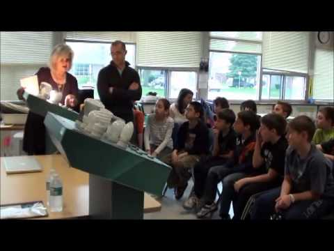 Notre Dame Students Talk Energy Conservation