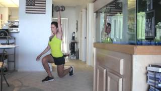 REAL TIME Bodyrock Look Hot Naked Workout