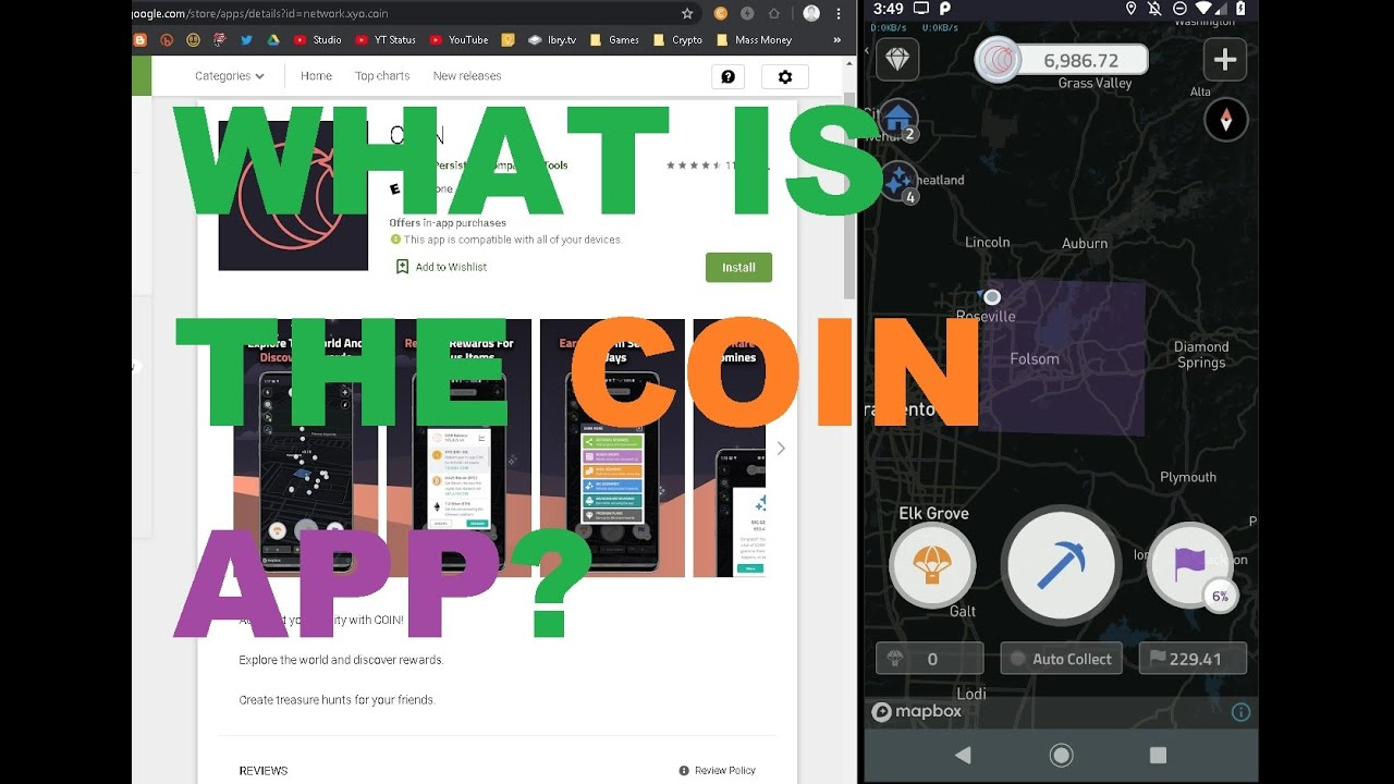 A Simple Overview of the COIN app