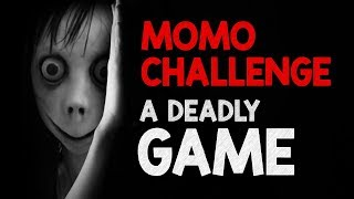 What you need to know about Momo challenge
