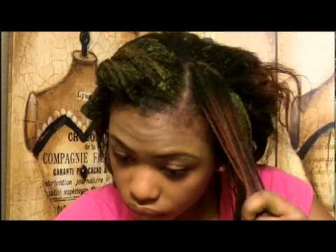 How to: Cassia Obovata Treatment on Natural Hair