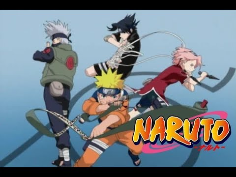 Naruto Opening 4  Go!!! Hd
