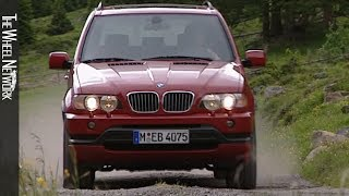 1999 BMW X5 4.6is (First Generation / E53) | Road & Trail Driving, Interior, Exterior