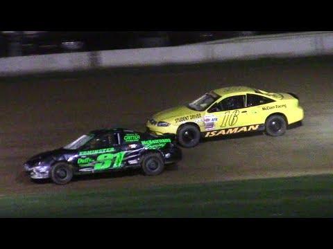 Young Guns Kids Mini Stock Feature | McKean County Raceway | 9-28-17
