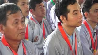 Lễ trao giấy phép Giải đáp Thiền tông, phần 2