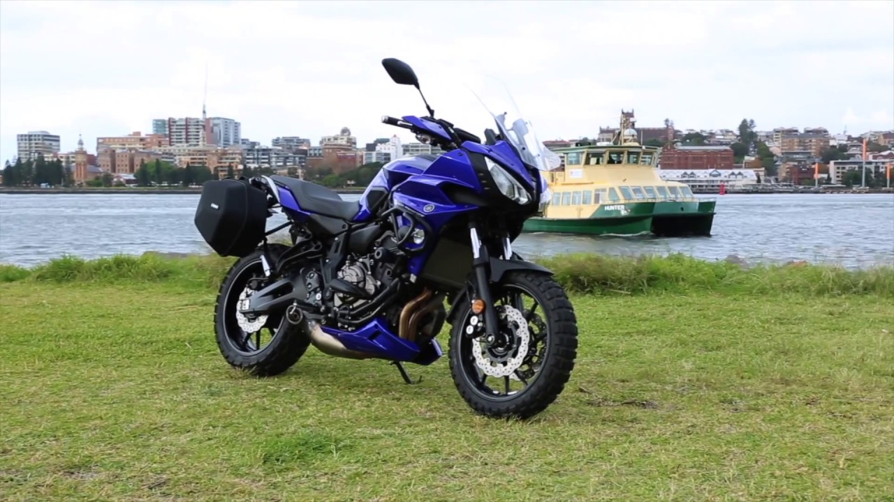 yamaha mt 07 tracer review youtube. Black Bedroom Furniture Sets. Home Design Ideas