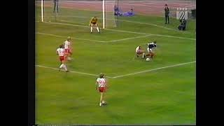 1980 Jugoslavien - Danmark (VM-kval.)