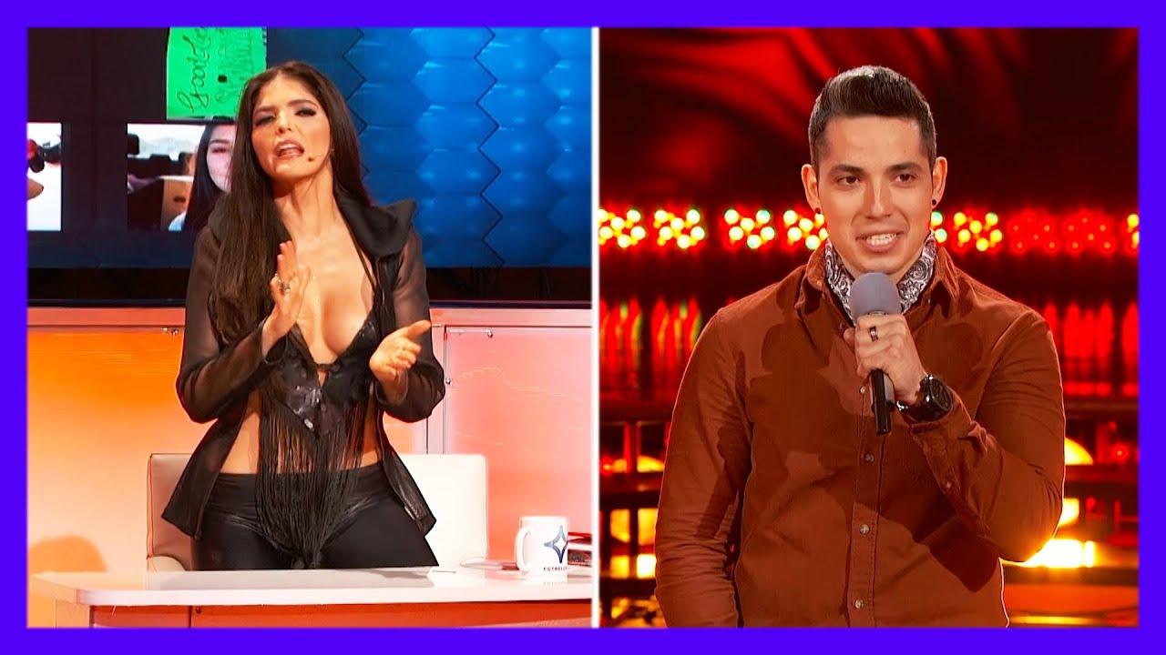 EDDY REY espera seguir avanzando en el show | Tengo Talento Mucho Talento T23