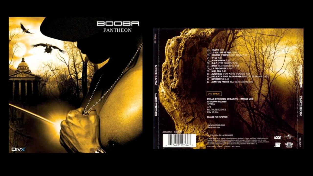 booba pantheon