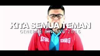 Gambar cover GENERASI BINTANG - KITA SEMUA TEMAN (Video Tutorial)