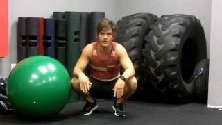 Surf Exercise, Surf Training, Surf Workout - How To Train Your Core
