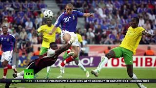 The Stan Collymore Show: Luis Figo, Michel Salgado, David Trezeguet & U-13 tournament in Dubai