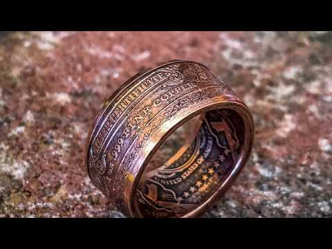 Making a Coin Ring