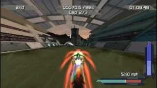 HSX: Hypersonic.Xtreme (PS2 Gameplay)