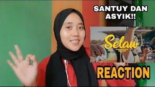 Download Mp3 Orang Hutan Squad - Selaw    Reaction  Reaction  | Santai Dan