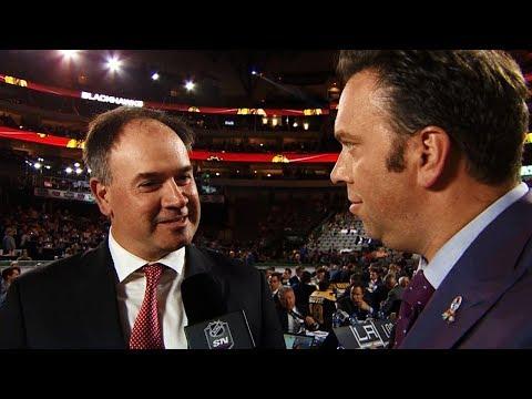 Senators happy with both selections at 2018 NHL Draft