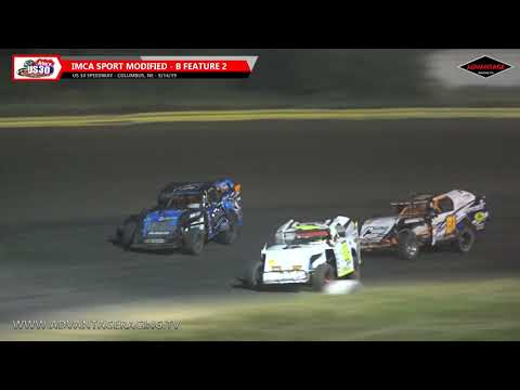 Sport Modified B Features - US 30 Speedway - 9/14/19
