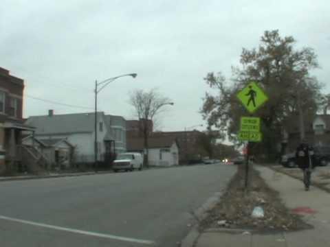 School kids risk death in Chicago ganglands