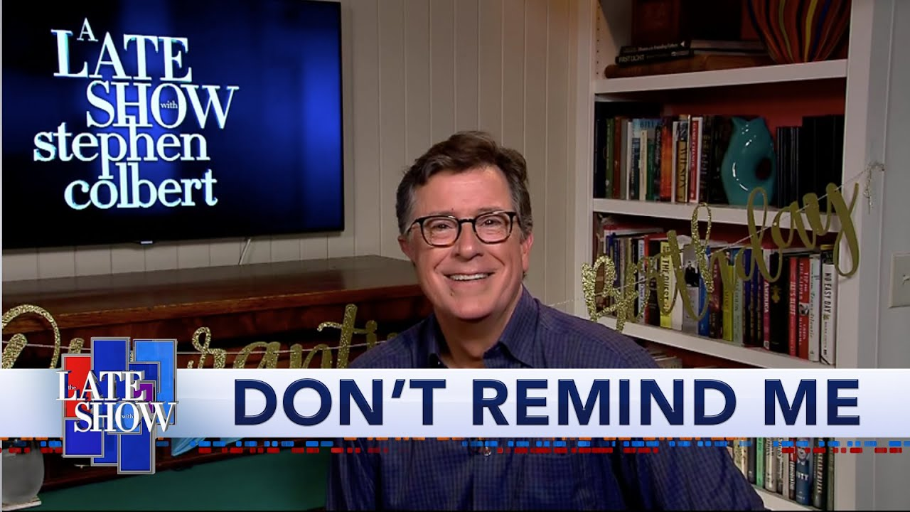 Colbert Says Republicans Are 'Sick of Fauci'