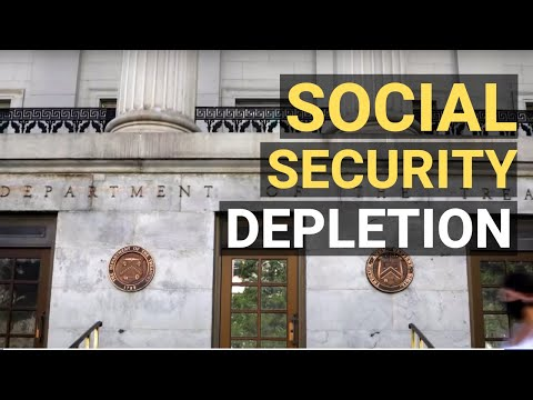 Social Security Funds Face Earlier Depletion; Walmart Offers Grocery Delivery In NYC | NTD Business