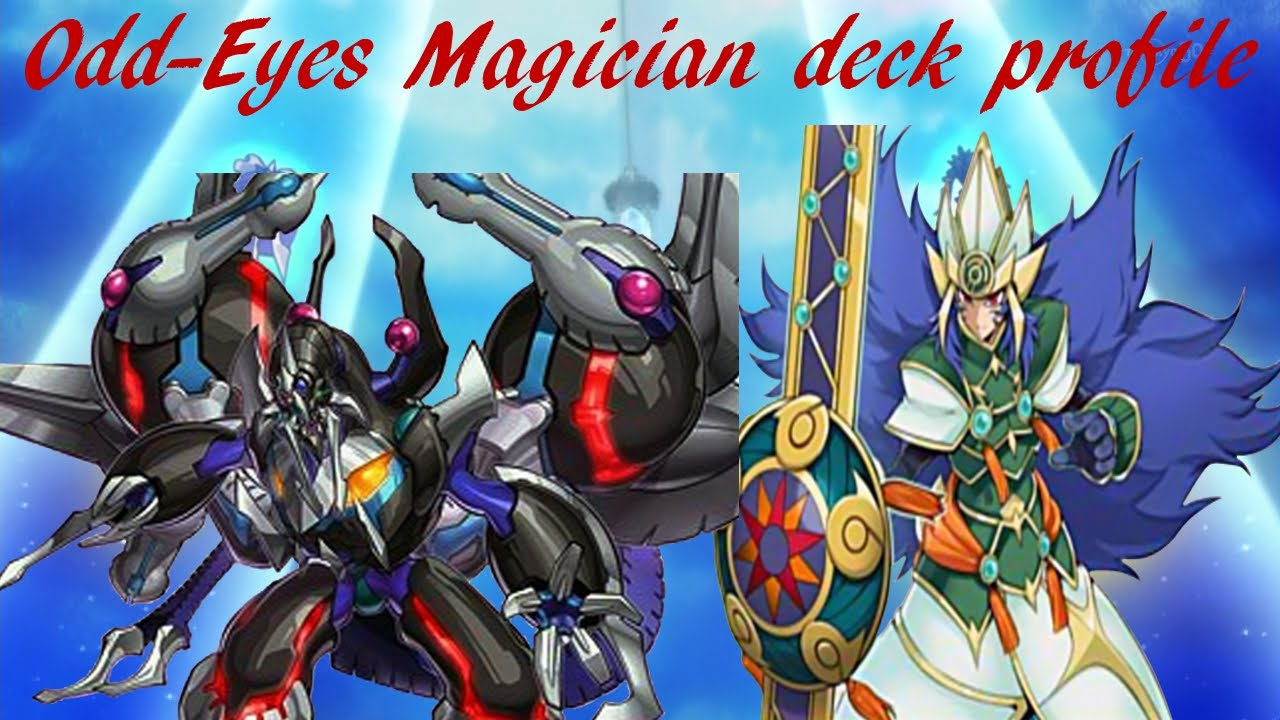 Odd Eyes Magician Deck
