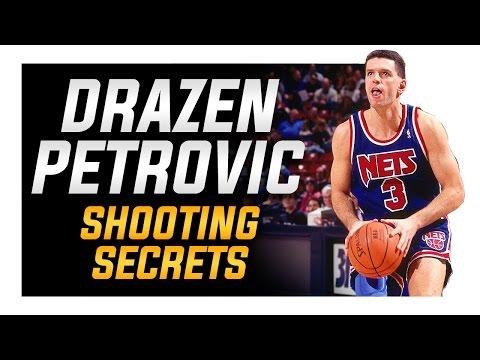 Drazen Petrovic Shooting Form: NBA Shooting Secrets