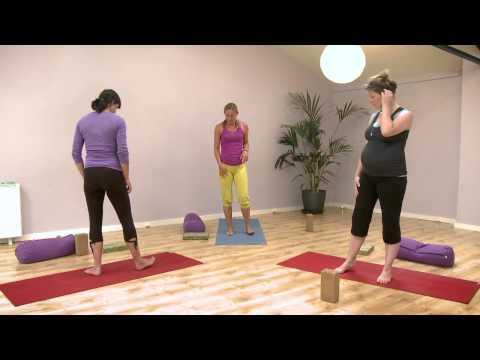 Lou Yoga Pregnancy Class