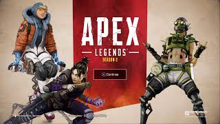 APEX LEGENDS//SEASON 2//NEW CHARACTERS//LIVE!!