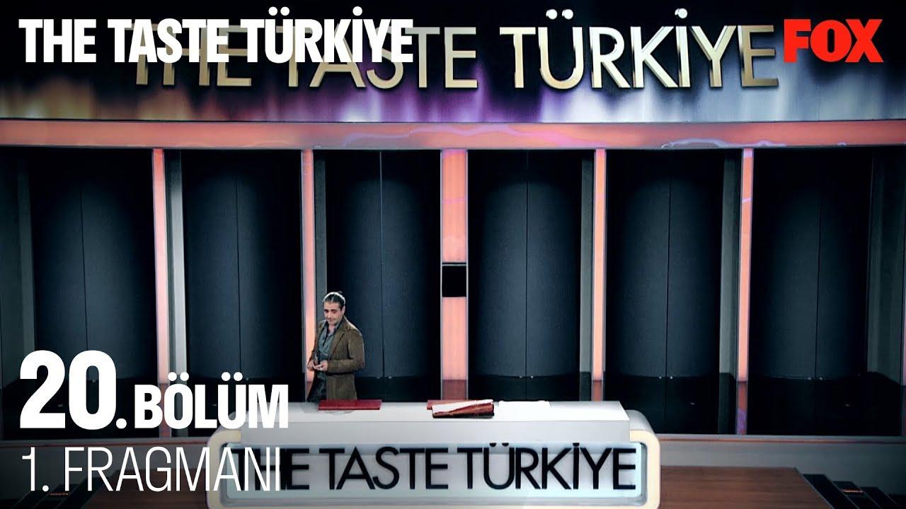 The Taste Türkiye 20. Bölüm 1. Fragmanı