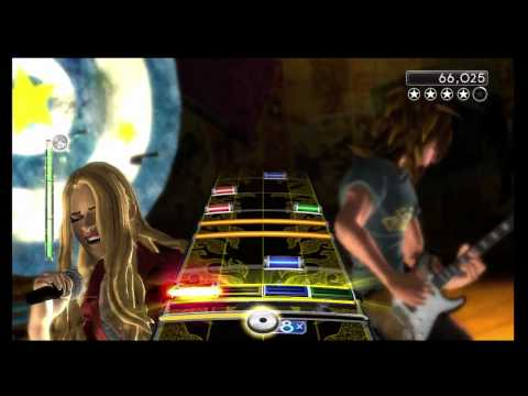 [HD 720p] Tomorrow by Silverchair (Rock Band 2 DLC Expert Drums 5*)