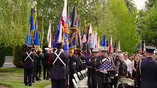 2017 CA Firefighters Memorial & Safety Stand Down