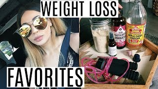 Weight Loss + Healthy Lifestyle Favorites
