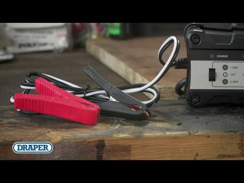 12v Battery Charger Maintainer Youtube