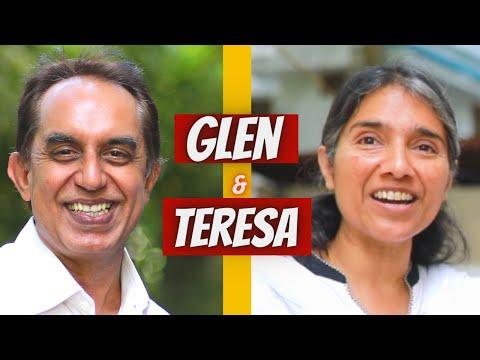 Divine Retreat Center || Glen and Teresa || Christian Couple || Catholic Singing Couple