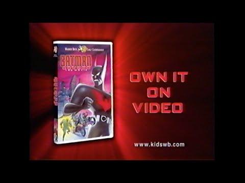 Random Movie Pick - BATMAN BEYOND MOVIE TRAILER [VHS] 1999 YouTube Trailer